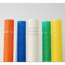 Fabrication de maille en fibre de verre résistant aux alcalis