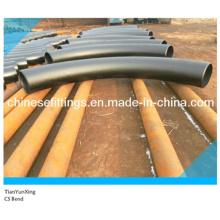 A860 Wphy65 Conducto de curvatura de tubería Acoplamiento de tubería de acero al carbono