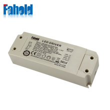 Placa de plástico 0-10V Dimmable LED Driver 45W