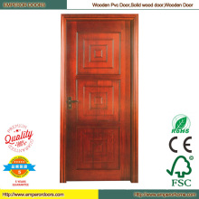 Red Wood Door Cherry Wood Door Frame Wood Door