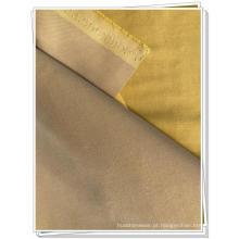 Tecido de casaco de sarja de algodão poliéster