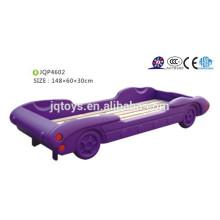 JQP4602 School Furniture plastic children car bed for kindergarden