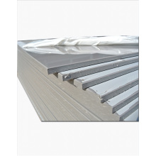 Fire retardant building material plastic sheet