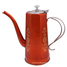 Colorful Stainless Steel Portable Hot Water Kettle