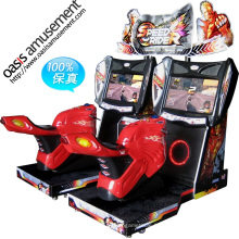 Arcade Game Machine, Game Machine (Speed ​​Rider)