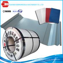 Matériau de construction Feuille de toiture en acier (PPGI)