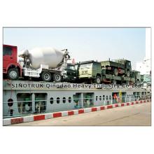 Camión de descarga de Sinotruk 6 * 4 (ZZ3257M36)