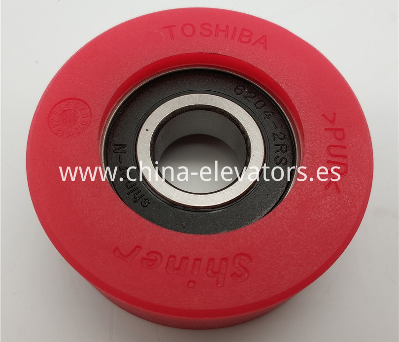 Step Roller for Toshiba Escalators 70*25*6204