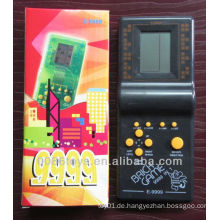 HIPS Schwarze Farbe 9999 in 1 Brick Game