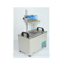 лабораторный образец концентрация, газ концентратор Н2, водяной бане азота дует концентратор