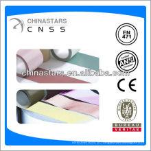 EN ISO 20471: 2013 TC ou 100% poliéster Costurar sobre jaquetas de trabalho tecido reflector