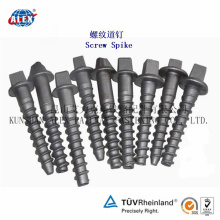 Ss35 Screw Spike, Ss5 Sleeper Screw, Ss8 Concrete Screw