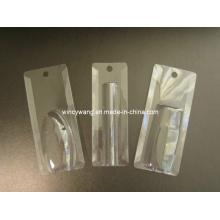 Paquete blister plegable claro 1 (HL-163)