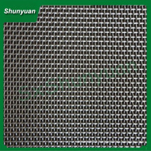 stainless steel security window screen/bulle tproof mesh