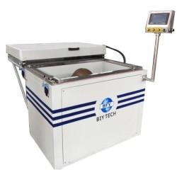 Plastic vacuum forming machine for ABS
