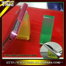 Smartphone klebriger Strich% PU-Gel-starke klebrige Auflage-Handyhalter