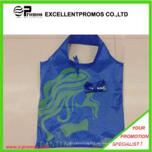 190t Faltbare Polyester-Einkaufstasche (EP-FB55513s)