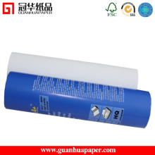 ISO China Fábrica de 216 mm de ancho de papel de fax térmica