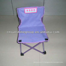 Chaise pliable plage/camping article/camping chaise