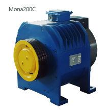 Elevador parte, máquina de tração de elevador/elevador VVVF, 320kg - 2500kg