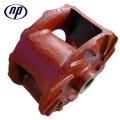 Gravel Pump Spare Parts Impeller Design