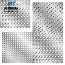 Feuille d'aluminium perforée d'eau de filtre
