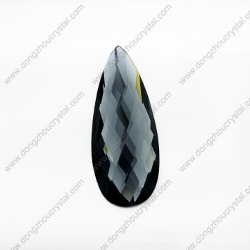 Loose Fancy Colorful Decorative Horse Eye Glass Stone