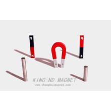 Магнит обучения / Магнит AlNiCo / Постоянный магнит / Магнит сопротивления высокой температуры / Литой AlNiCo / Спеченный AlNiCo