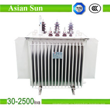 315kVA 630kVA три фазы нефти погружен трансформатор (11KV)