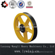 Casting Rope Sheave For Mining Excavator