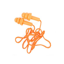 Cheap hot sale top quality  anti-noise soundproof silicone earplugs