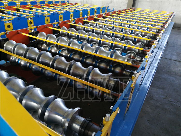 metal roofing forming machine