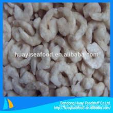 Gefrorene ungekochte geschälte Garnelen (kopflos, schwanzlos)