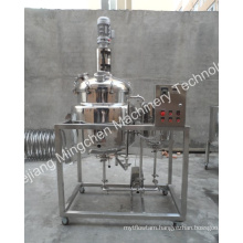 Electric Heating Batch Ice Cream Pasteurizer