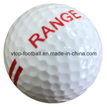 White Color Practice Golf Ball