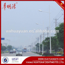8 meter height street light pole