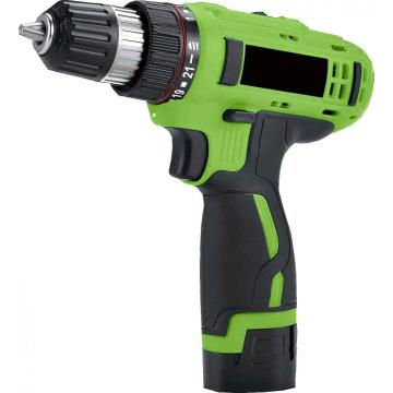 12V 1.3 mAh 2 Speed ​​Rechargeable Drill