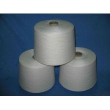 fil de polyester brut blanc sd 80s / 2