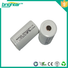 Batterie rechargeable 1.2v ni cd d taille rechargeable