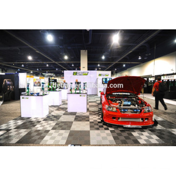 custom exhibition/fair/event/trade show booth/stand service by Shanghai Supplier