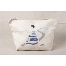 Carteira de mão de lona zero, sacos de telemóvel, saco de lazer de senhoras de maquiagem, saco de lona, saco de algodão saco personalizado, personalizado