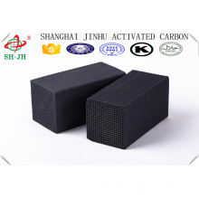 Honeycomb Shaped Activated Carbon Suppliers Manufacturers