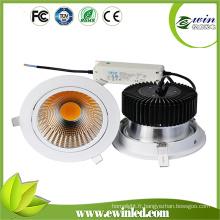 Downlight à LED de haute qualité avec 3 ans de garantie