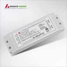 ETL listados 0-10v led driver led dimmable 300ma 23w para downlight