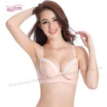 9983 Wholesale young women without steel bra underwear
