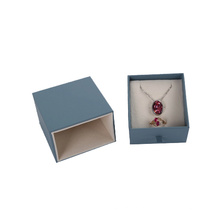 Картон бумага ожерелье Коробка Оптовая торговля (ВХ-БВ-П1)