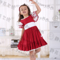 Красный костюм Jannybb Design Red Worrior Girls 'Costume