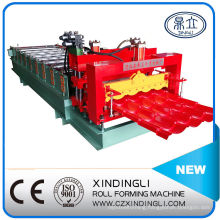 Russian Popular Style Glazed Tile Roll Forming Machine
