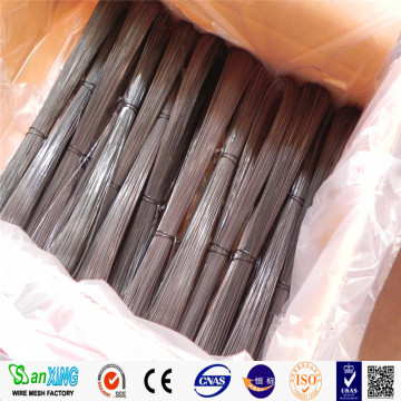 Buiding U Shape Black Iron Wire