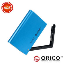 "2.5"" SATA external HDD enclosure with encription function"